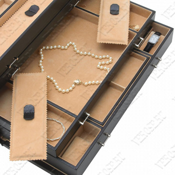 Шкатулка для драгоценностей Ambiance 3259 (с кодовым замком)