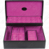 Шкатулка для украшений L.E. 33 Merino Moda pink 3350